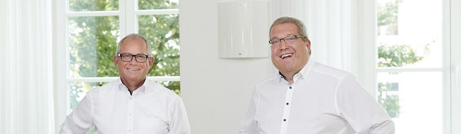 Donat Asbach und Klaus Peter Wildburger